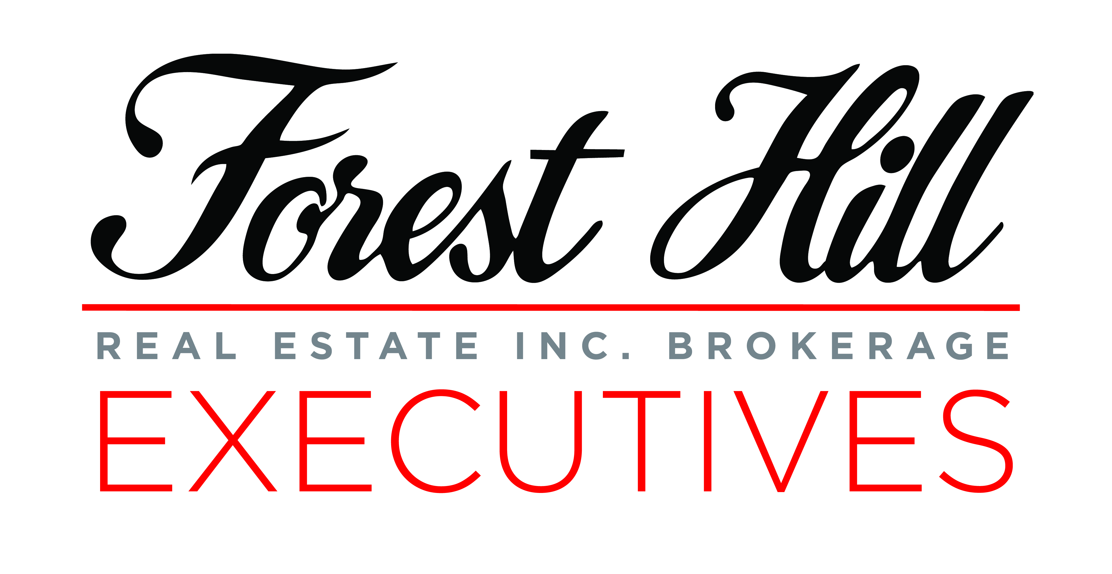 Forest Hill Real Estate Inc., Brokerage Executives